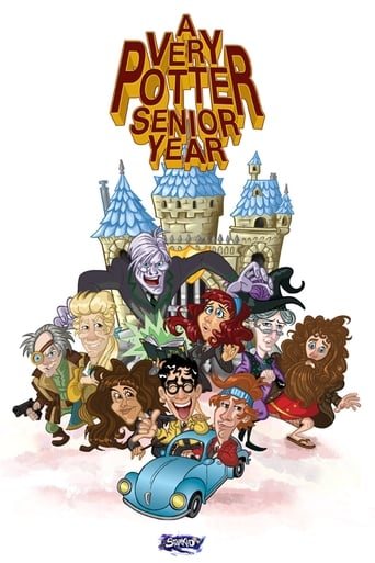 A Very Potter Senior Year image