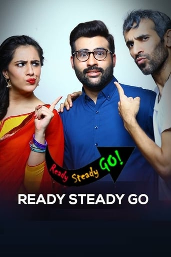 Poster of Ready Steady Go