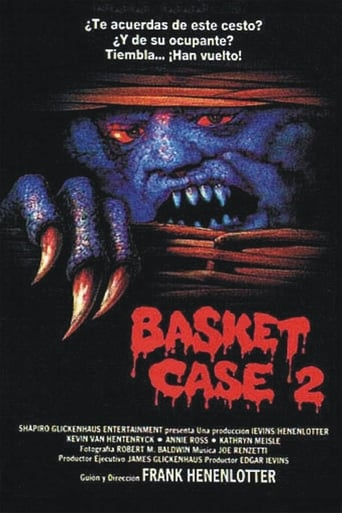 Poster of Basket Case 2