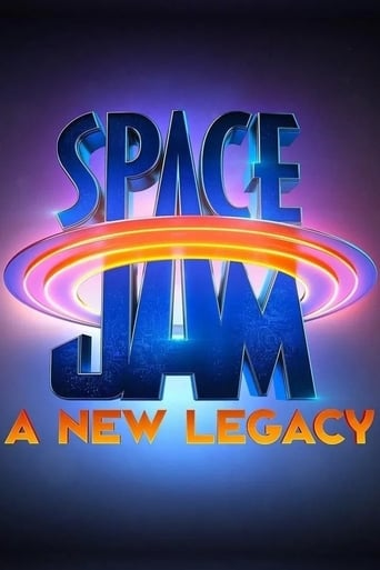 Poster of Space Jam: A New Legacy
