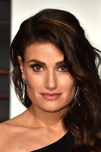 Idina Menzel alias Nancy Tremaine