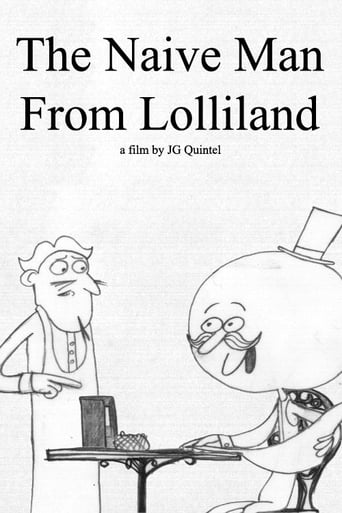Poster of The Naive Man From Lolliland