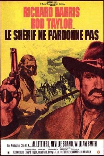 Poster of Le shérif ne pardonne pas