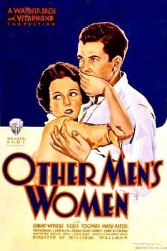 Poster of Other Men's Women