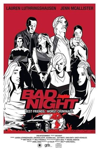 Poster of Bad Night