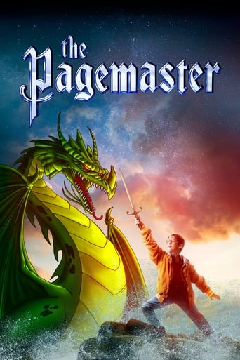 Watch The Pagemaster Online