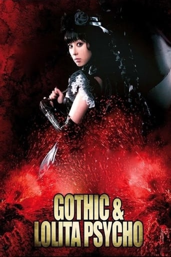 Poster of Gothic & Lolita Psycho