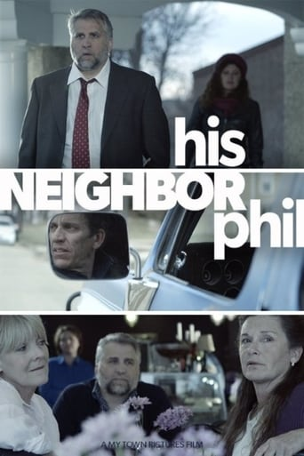 Poster of His Neighbor Phil