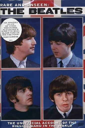 Poster of Rare and Unseen: The Beatles