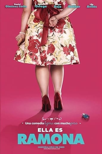 Poster of She's Ramona