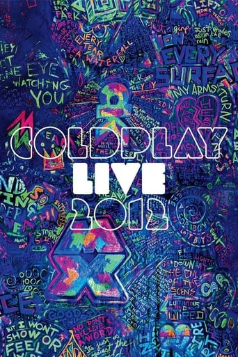 Poster of Coldplay: Live 2012
