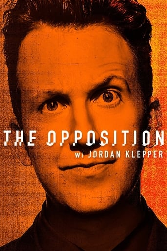 Poster of The Opposition with Jordan Klepper