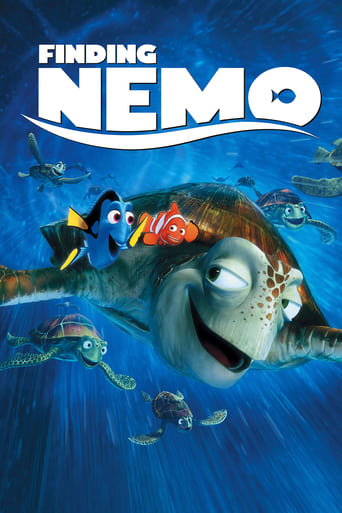 Finding Nemo (2003) - poster