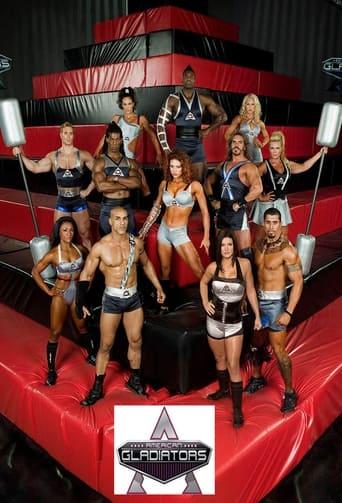 Poster of American Gladiators