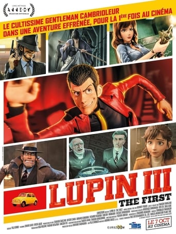 Lupin III: The First download