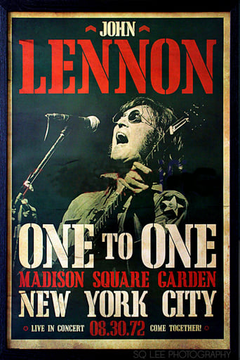 Poster of The One to One Concert