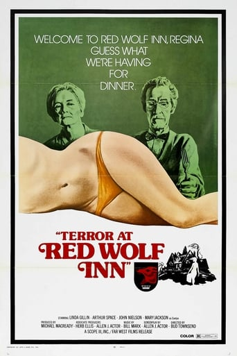 Poster of Terror at Red Wolf Inn