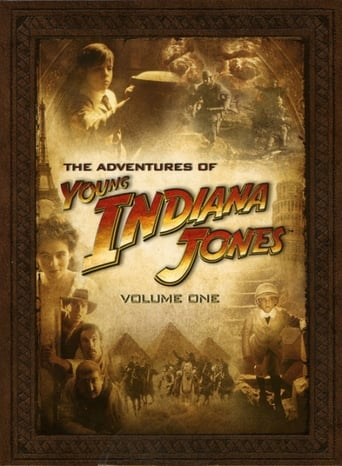 Poster of The Adventures of Young Indiana Jones: Travels with Father