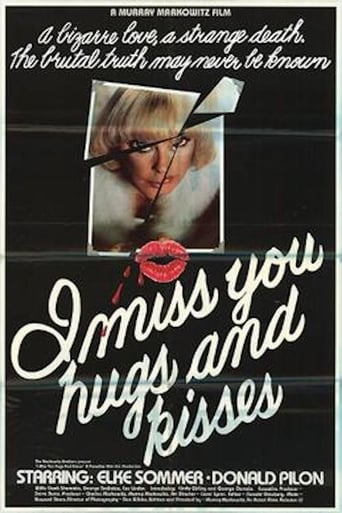 Poster of I Miss You, Hugs and Kisses