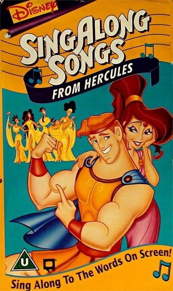 Disney Sing-Along-Songs From Hercules film