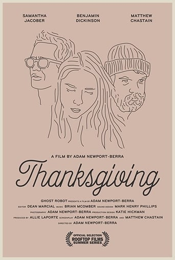 Poster of Thanksgiving
