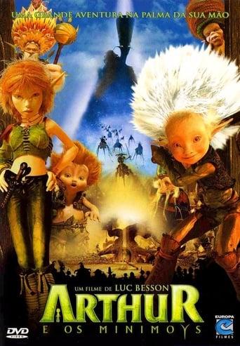 Arthur e os Minimoys - Poster