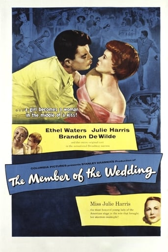 Poster of The Member of the Wedding