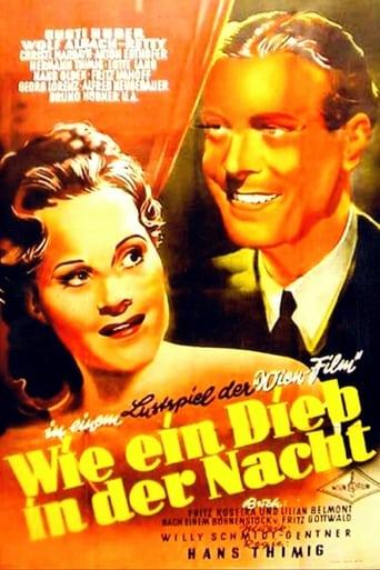 Poster of Wie ein Dieb in der Nacht