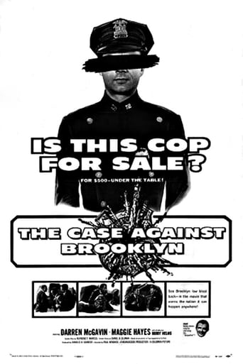 Poster of The Case Against Brooklyn