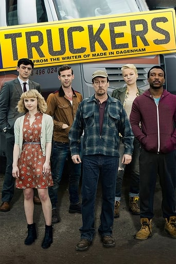 Poster of Truckers
