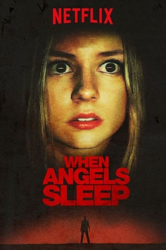 Filmplakat von When Angels Sleep
