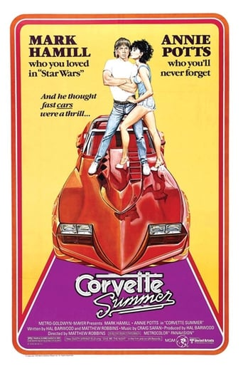 Poster of Corvette Summer