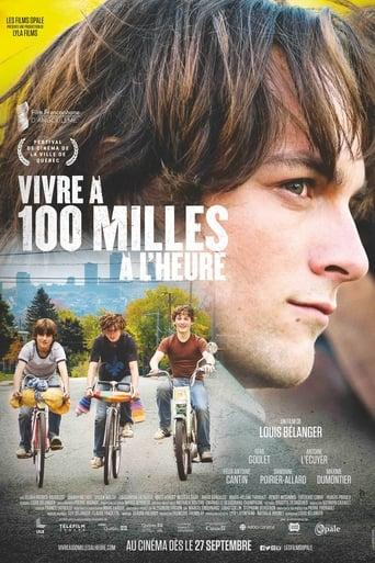 Poster of Vivre à 100 milles à l'heure