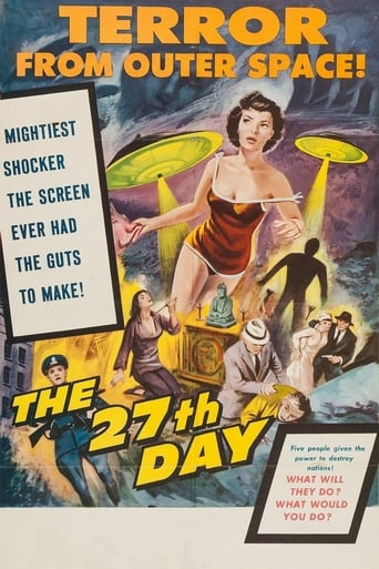 Watch The 27th Day Free Movie Online