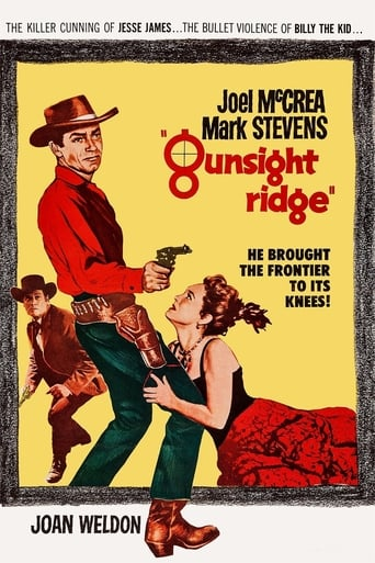 Poster of Gunsight Ridge