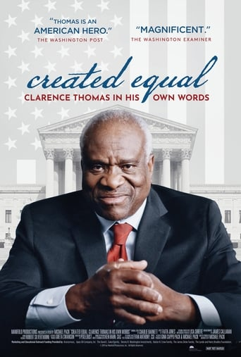 Watch Created Equal: Clarence Thomas in His Own Words Online Free in HD