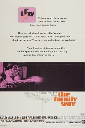Poster of The Family Way