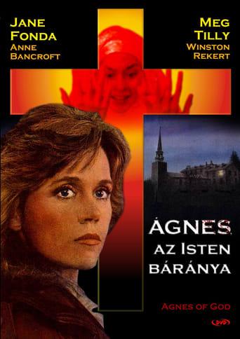 Poster of Ágnes, az Isten báránya