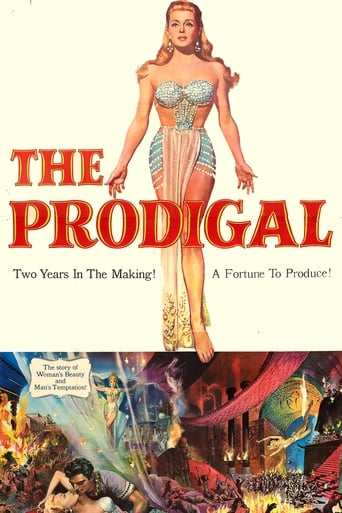 Poster of The Prodigal