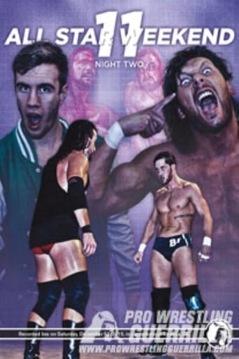 Poster of PWG: All Star Weekend 11 - Night Two