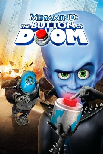 Poster of Megamind: The Button of Doom