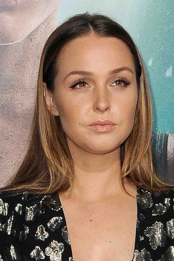 A picture of Camilla Luddington