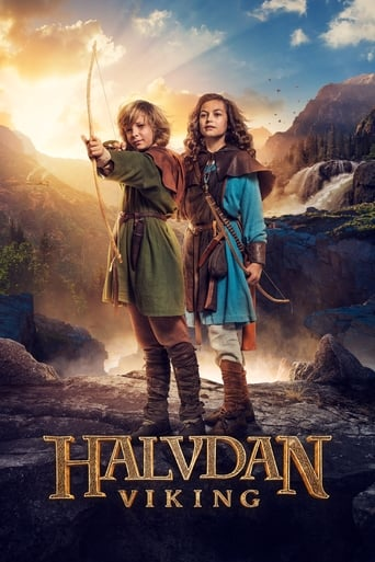 The Adventures of Halvdan Viking Movie Poster