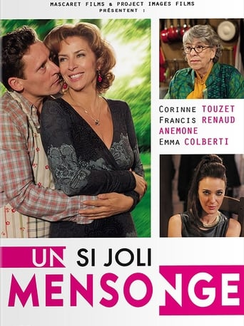 Poster of Un si joli mensonge