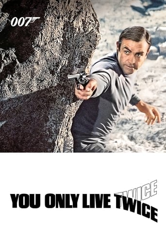Poster of You Only Live Twice