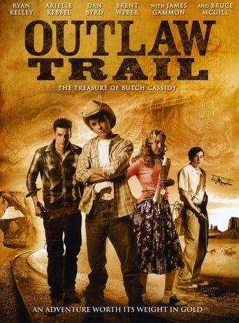 Poster of Outlaw Trail: The Treasure of Butch Cassidy