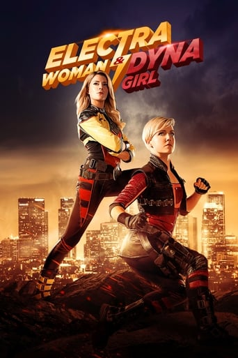 Poster of Electra Woman & Dyna Girl