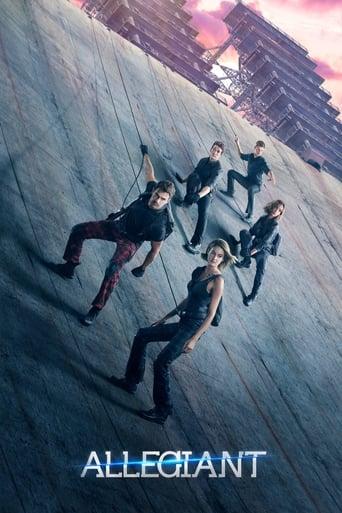 portada La serie Divergente: Leal