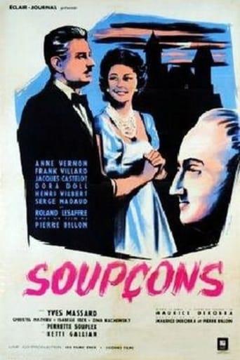 Poster of Soupçons