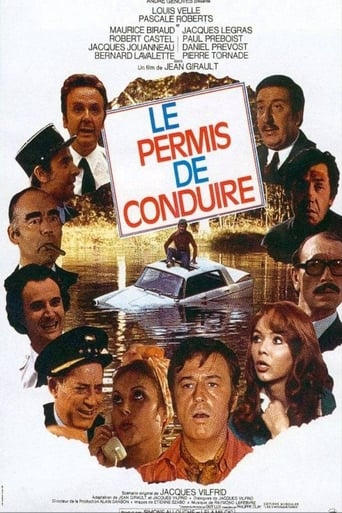 Poster of Le Permis de conduire